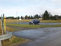 Parkplatz am Rennsteighaus in Neuhaus-Igelshieb